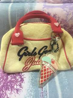 Authentic Juicy Couture Handbag from Japan