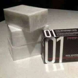 Luxxe Soap #1 (Whitening)