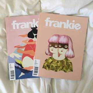 'FRANKIE' magazine