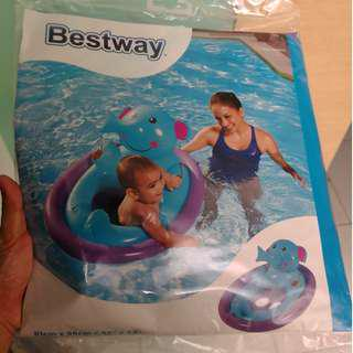 Bestway Inflatable Baby Elephant swimming float