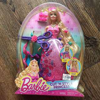 Babrie cut and Style princess