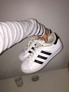 ADIDAS SUPERSTAR SZ8