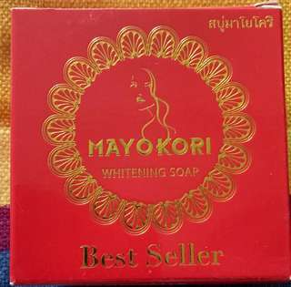Mayokori Whitening Soap
