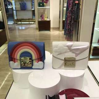 Furla⚡️New Collection⚡️ Rainbow 🌈 & hologram lighting ✨