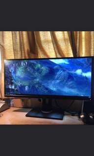 Dell 29 inch UltraWide monitor
