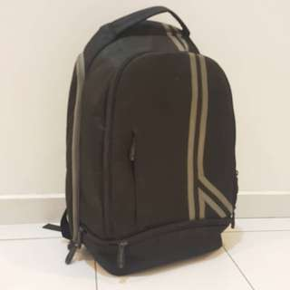 Targus Racing Stripe Backpack with Camera Compartment