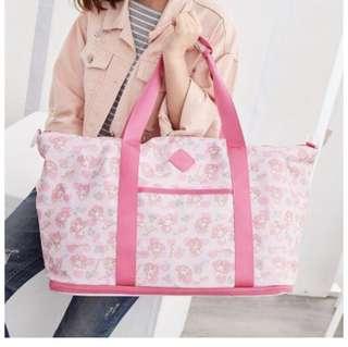 台灣代購Sanrio旅行袋媽媽袋