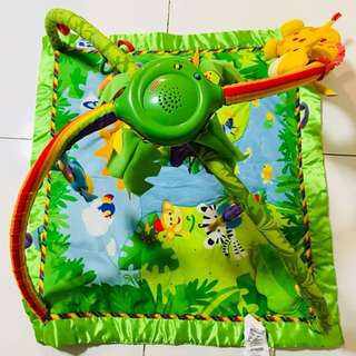 Fisher Price Baby Gym rainforest