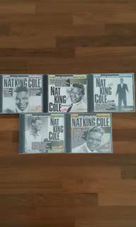 Nat King Cole : The Jazz Collector Edition (5 CD set)