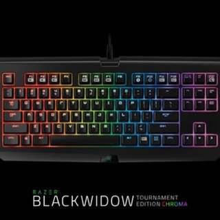 Razer Blackwidow Chroma