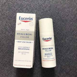 Eucerin Hyaluron Filler Day Mattifying SPF30