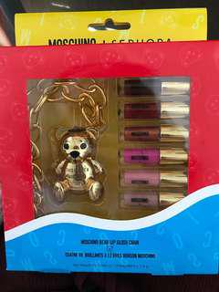 MOSCHINO x SEPHORA Bear Lip Gloss Charm