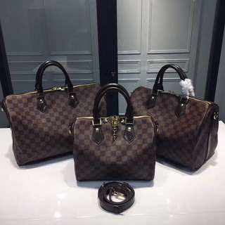 Louis Vuitton Speedy 25 30 35 (Just look at the price without looking at quality.Please bypass,Tq)