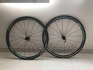 700c shimano rims from Cannondale cad 10