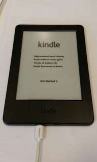 Kindle Looks New