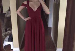 Bariano Prom Dress/Evening Gown