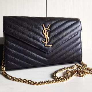 Saint Laurent WOC (Just look at the price without looking at quality.Please bypass,Tq)