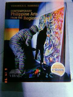 🌸SHS BOOK: CONTEMPORARY PHILIPPINE ARTS🌸