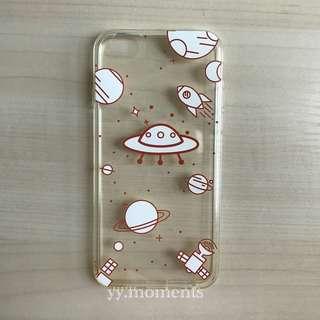 UFO iPhone 7 透明電話殻