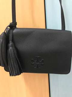 Tory Burch leather sling