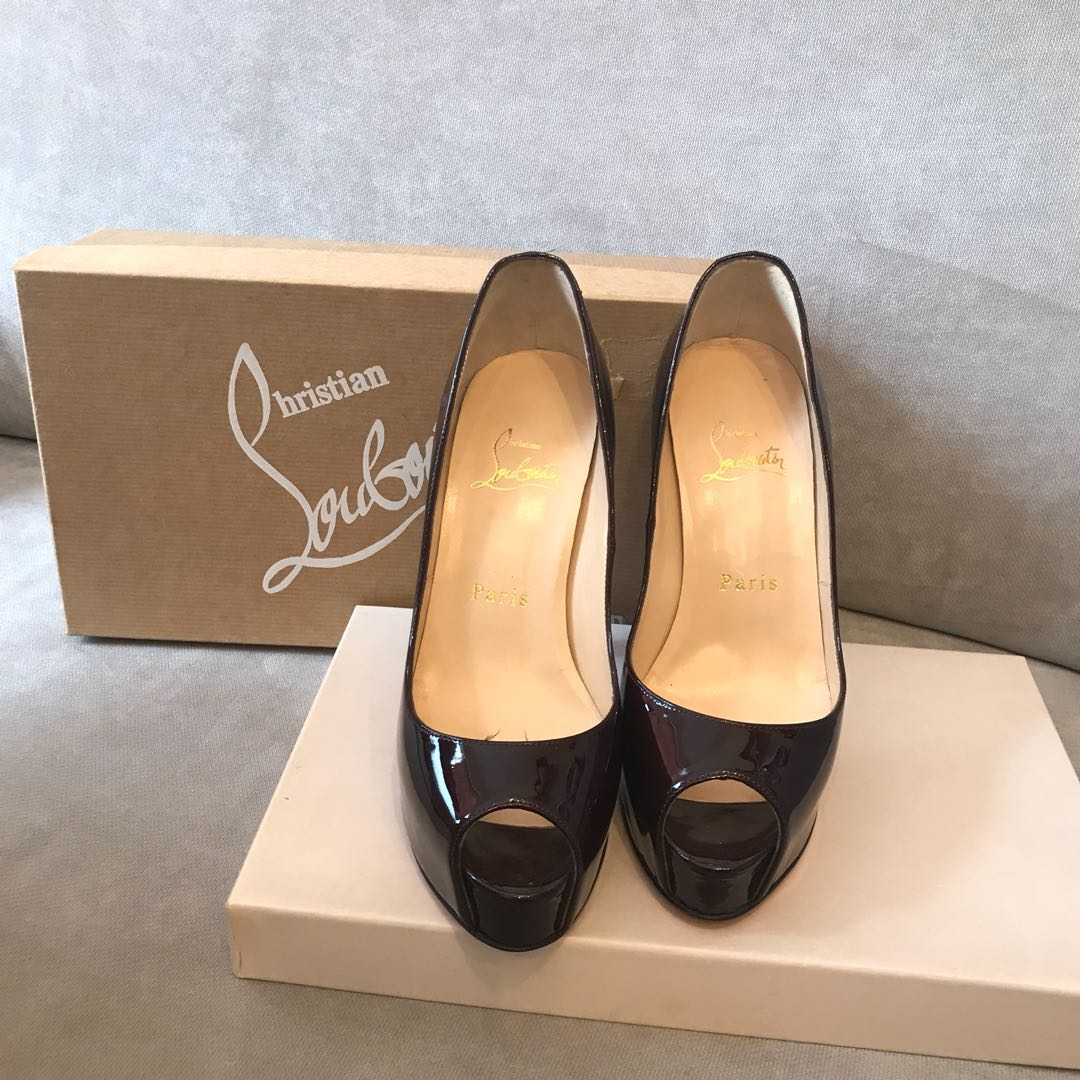 2728e7eda9b 100% NEW Christian Louboutin High Heels