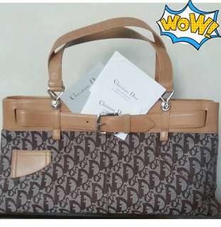 Christian Dior Bag Authentic