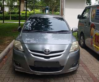 Toyota Vios sports 1.5A 2008
