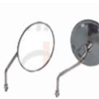 Round Side Frame with Reflector