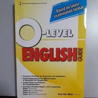 O Level English (Assessment + guide book)