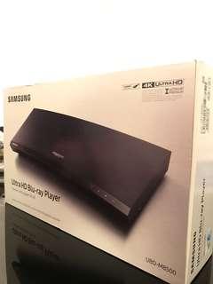 100%全新Samsung Ultra HD 藍光碟機全4K 完美家庭影院UBD-M8500