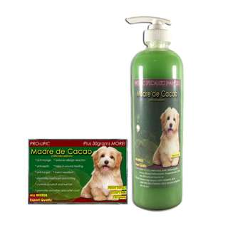 Specialized Dog Shampoo Madre de Cacao 500mL & MDC Soap