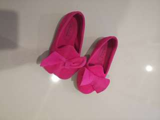 Pink Heels kids shoes size 26