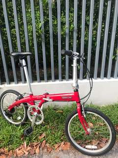 Cheap USA Dahon Foldable Bike