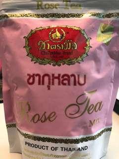 泰國手標玫瑰花茶 ChaTraMue Rose Tea leaves