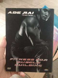 Ade Rai Fitness Series Fitness for Muscle Building