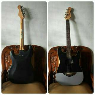 Fender Accoustic Electric Guitar