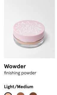 WOWDER (LIGHT MEDIUM)