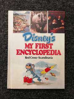 Disney's My First Encyclopedia Collection Book