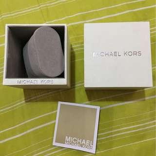 Michael Kors original watch box