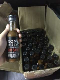 Don Hulyo Hot Sauce