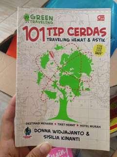 101 Tip Cerdas Travelling Hemat & Asyik