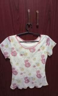 Pastel Chiffon blouse