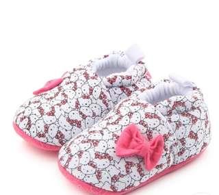 BNIP Hello Kitty Baby Shoes