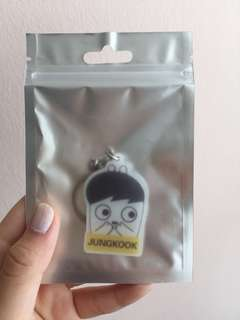OFFICIAL JUNGKOOK KEYCHAIN