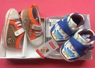 Fisher Price Pitterpat Shoes