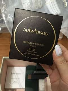 Sulwhasoo perfecting cushion medium pink refill