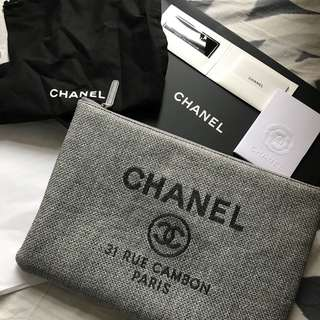 Chanel Pouch / Clutch