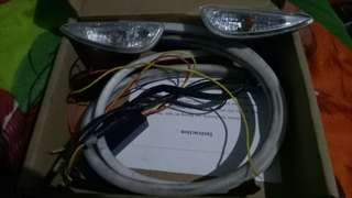 Kilay Led lights and Fender signal lights