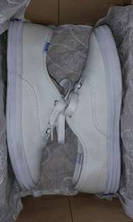Keds Original White Canvas Shoes