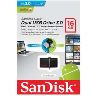 Sandisk 16GB OTG microUSB
